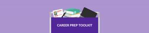 Career Prep Toolkit Graphic