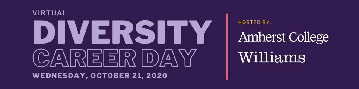 diversity career day with amherst college