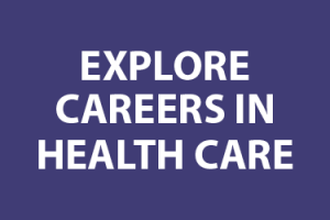 Sciences & Health Professions – '68 Center for Career Exploration