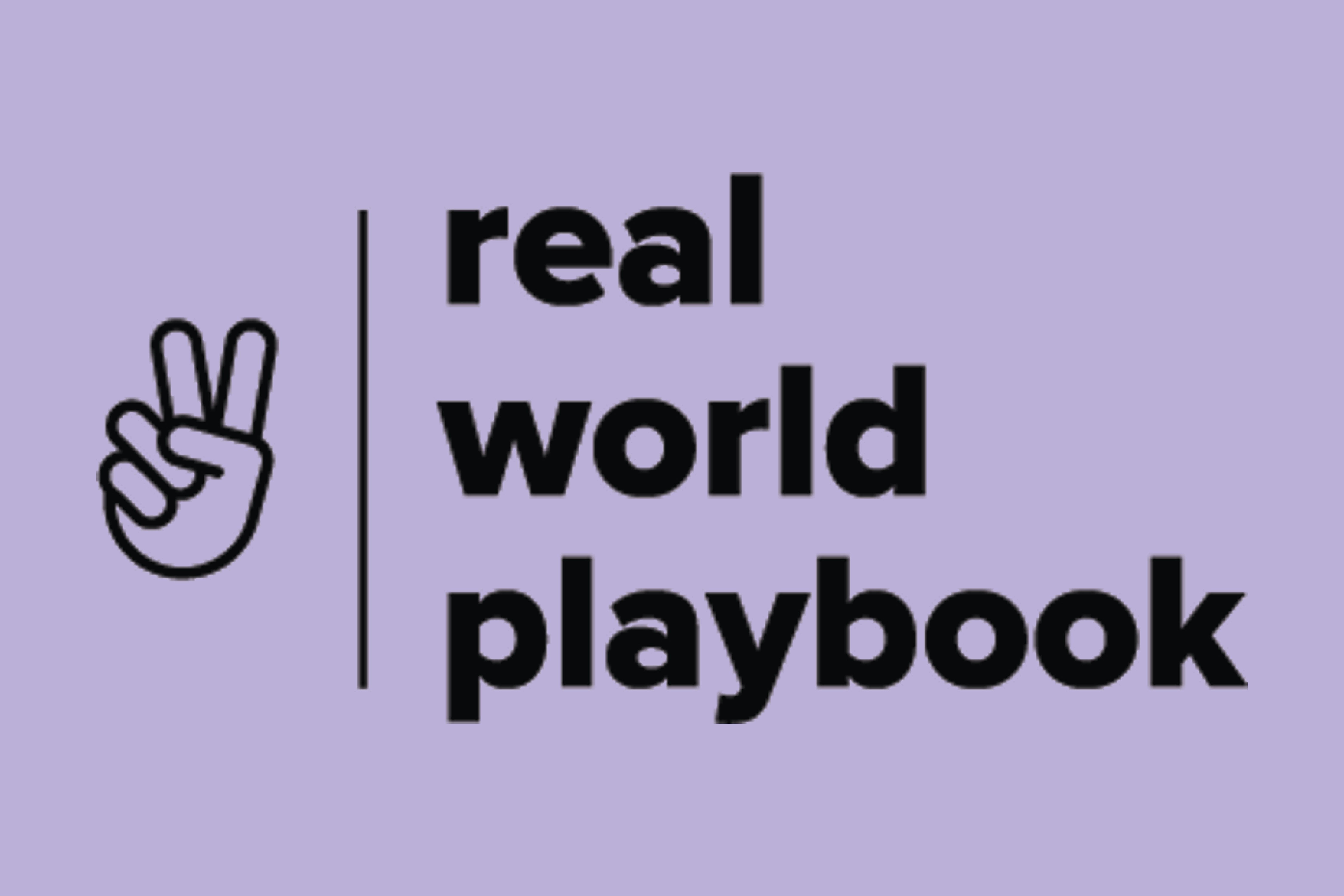 Real World Playbook - RWR link
